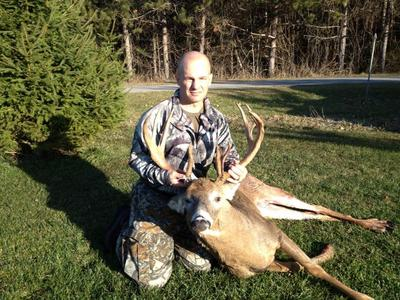 2012 Opening Day Buck