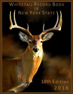 New york state black bear record book